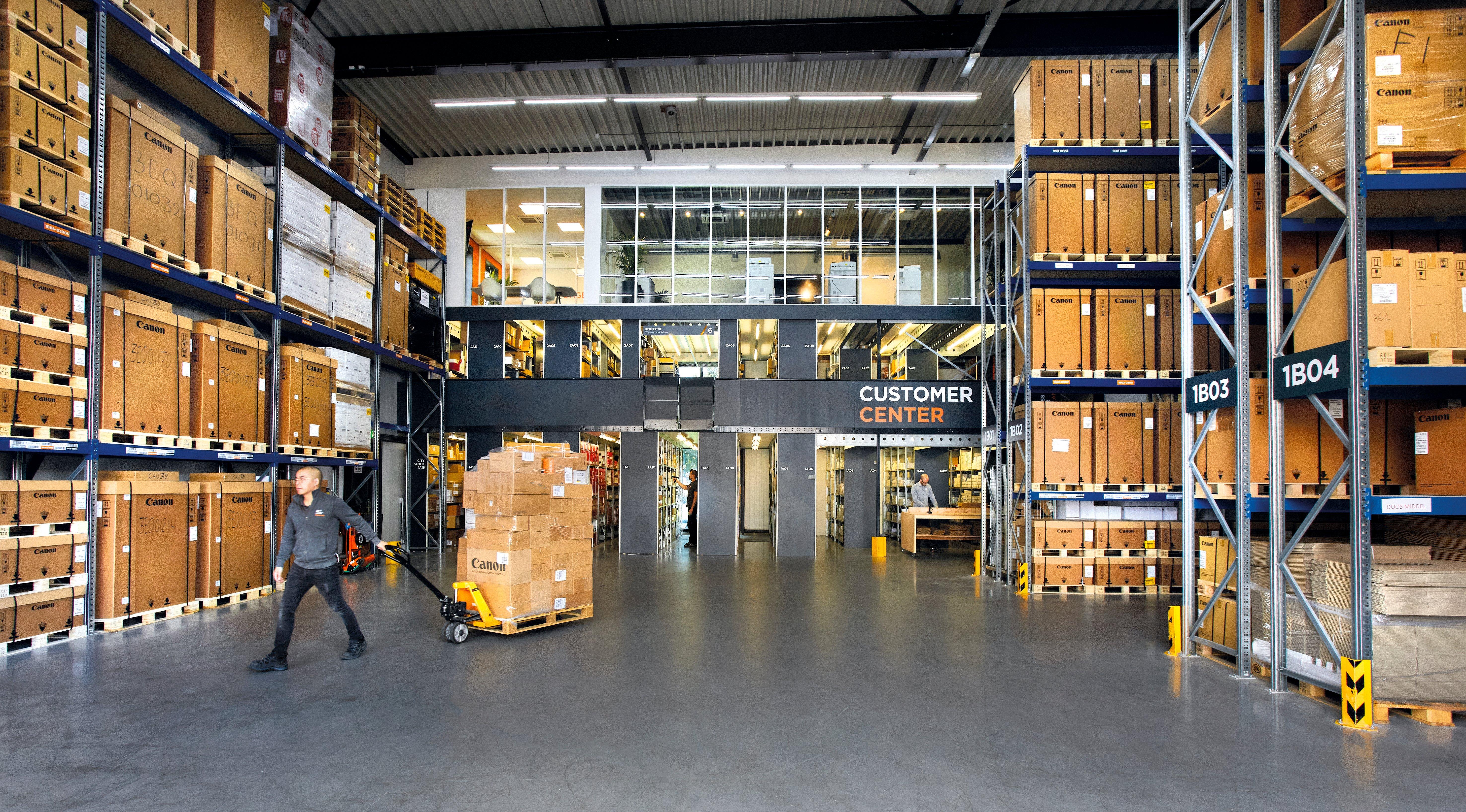 CBC Nederland  - Customer Center