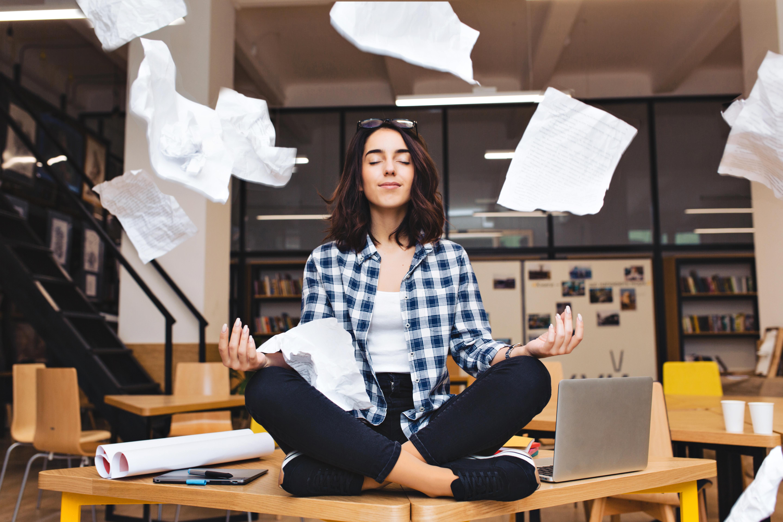 9 tips tegen werkstress