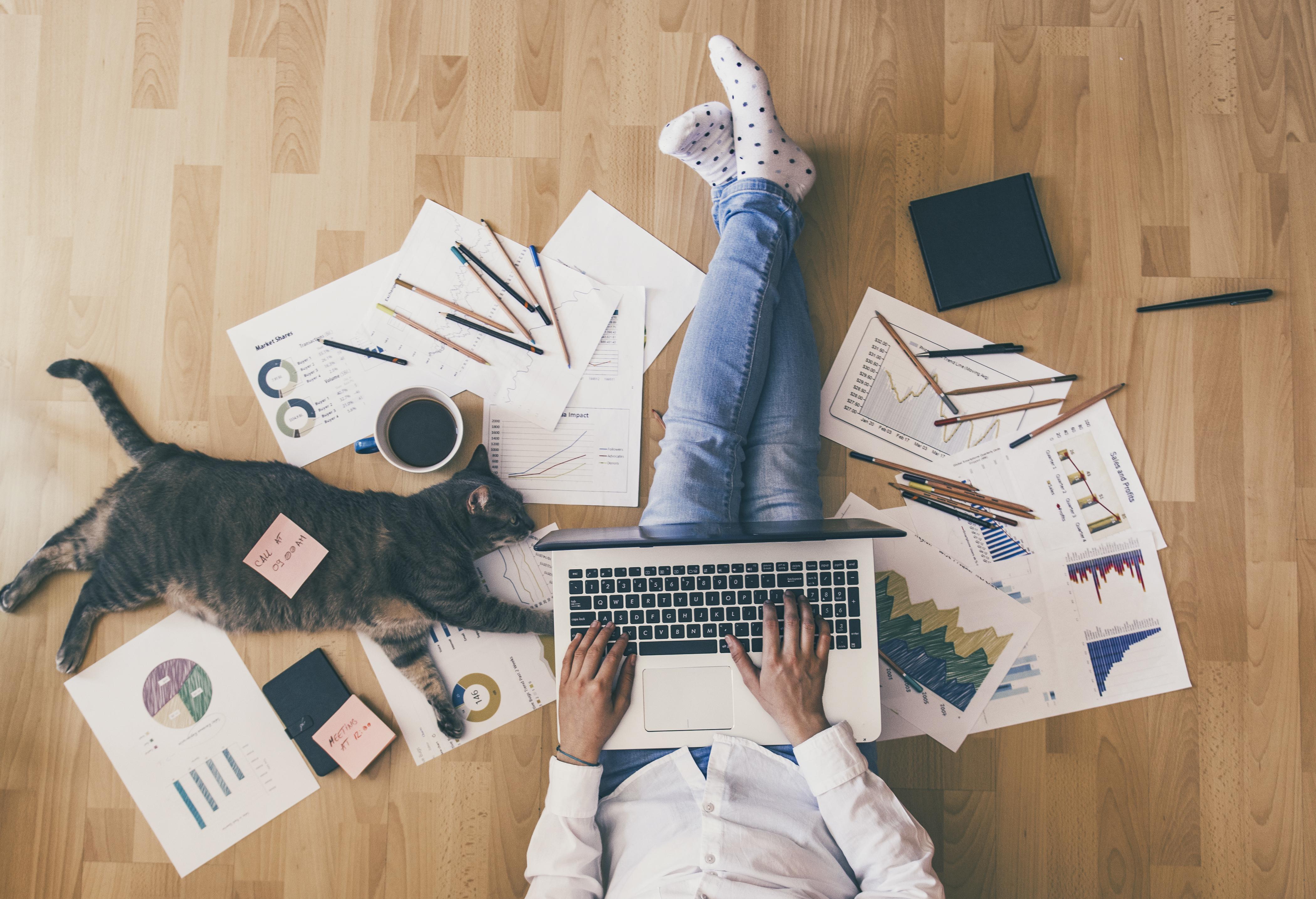 Snel afgeleid tijdens het thuiswerken? 6 tips voor meer focus!